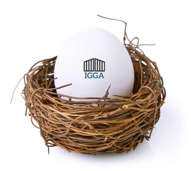 IGGA Egg