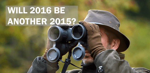 Will 2016 Be Another 2015 for the Markets? IGGA Market Commentary