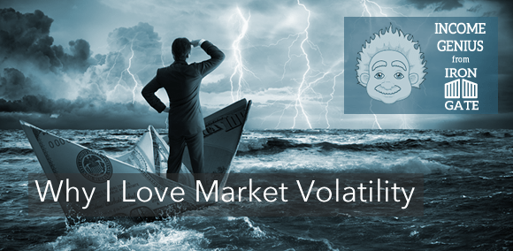 Why I Love Market Volatility