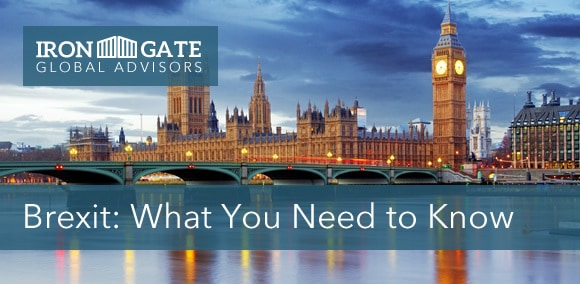Brexit - What You Need To Know