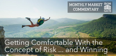 June Market Commentary: The Summer Doldrums and a Discussion About Risk
