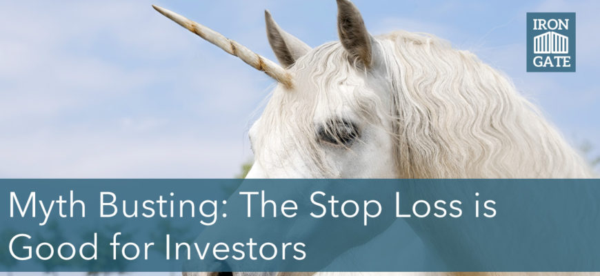 Myth Busting: Stop Losses are a great tool for investors