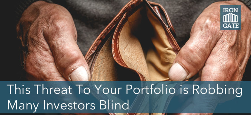 The Major Portfolio Threat Hiding In Plain Sight Of Most Investors