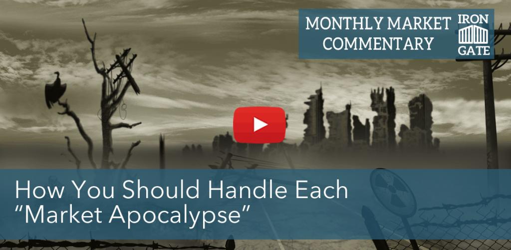 How To Handle Each Market Apocalypse