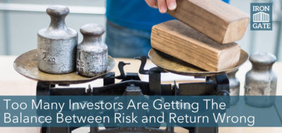 Volatility Is The Price You Pay For The Returns On An Investment: The IGGA Podcast