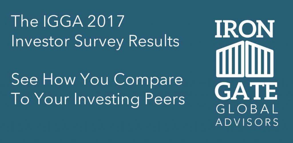 2017 Investor Survey Results