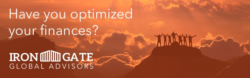 Have you optimized your finances?