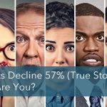 The Markets Decline Fifty-Seven Percent - How Prepared Are You?