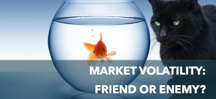 Market volatility: friend or enemy?