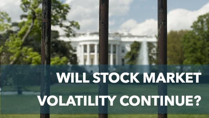 Will stock market volatility continue?
