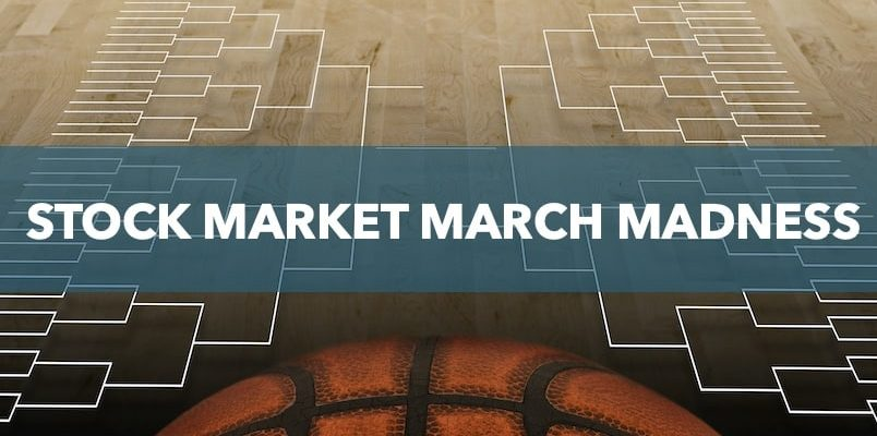 Stock market march madness