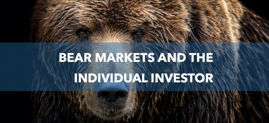 Bear markets and the individual investor